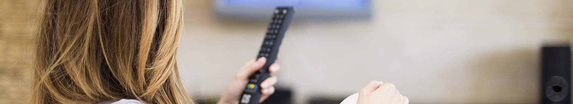 TV kijken via Glasvezel